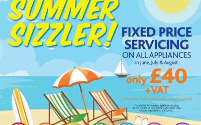 Summer offer on Servicing!